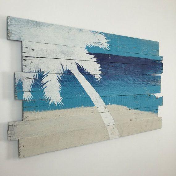 Best 25+ Beach Wall Art Ideas On Pinterest | Beach Decorations Regarding Beach Wall Art (Image 10 of 20)