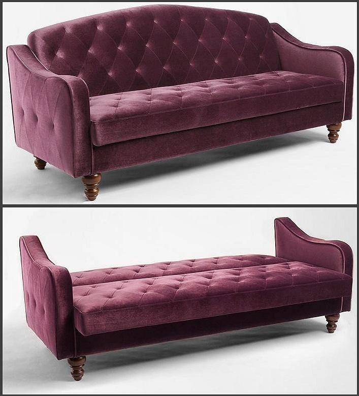Best 25+ Best Sleeper Sofa Ideas On Pinterest | Sleeper Chair Bed Inside Ava Velvet Tufted Sleeper Sofas (View 2 of 20)