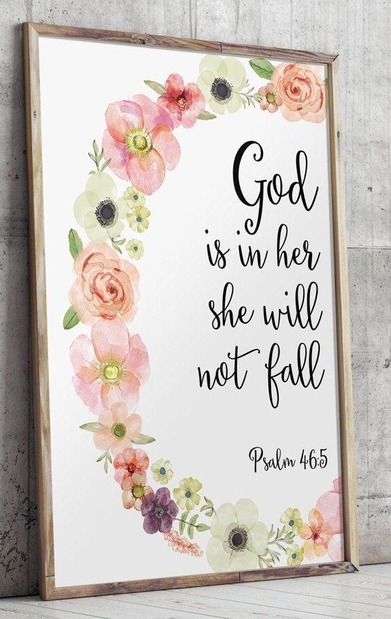 Best 25+ Bible Verse Canvas Ideas On Pinterest | Bible Verse With Regard To Scripture Canvas Wall Art (View 16 of 20)