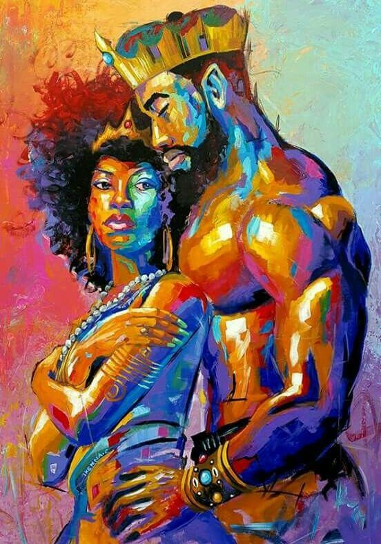 Best 25+ Black Love Artwork Ideas On Pinterest | Black Love Art Throughout Black Love Wall Art (View 3 of 20)