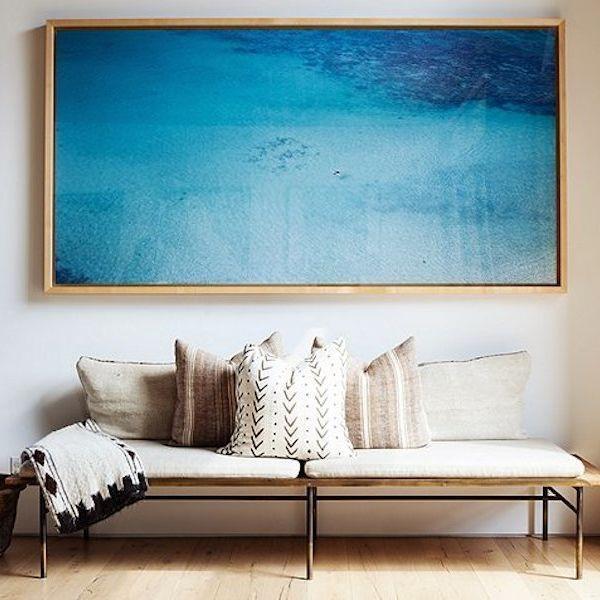 Best 25+ Blue Framed Art Ideas On Pinterest | Cobalt, Cobalt Blue In Oversized Framed Art (Image 4 of 20)