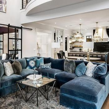 Best 25+ Blue Sofas Ideas On Pinterest | Sofa, Navy Blue Couches With Living Room With Blue Sofas (Image 13 of 20)