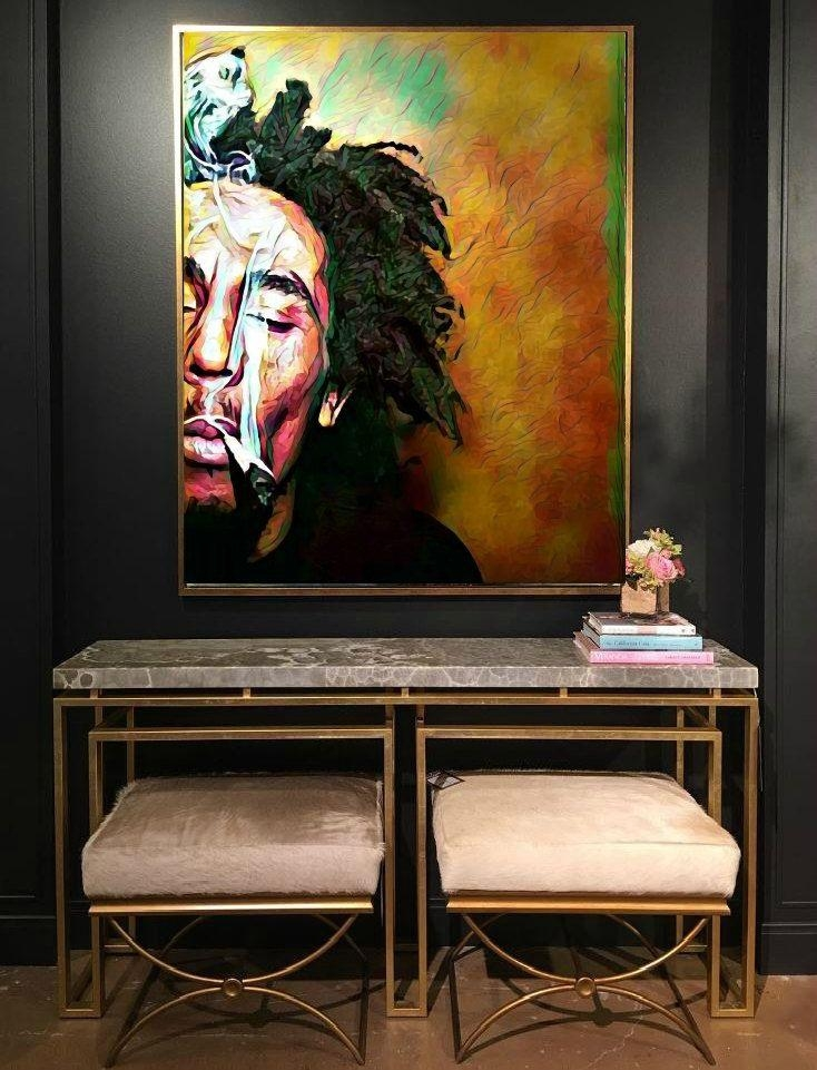 Best 25+ Bob Marley Art Ideas On Pinterest | Bob Marley, Reggae Regarding Bob Marley Wall Art (Image 8 of 20)