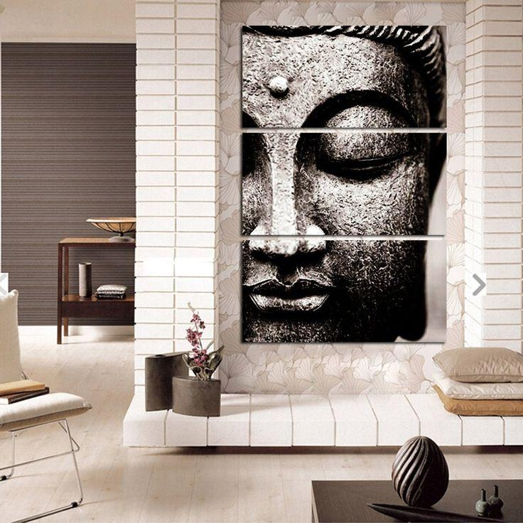 Best 25+ Buddha Wall Art Ideas On Pinterest | Buddha Art, Buddha Inside Large Buddha Wall Art (View 15 of 20)