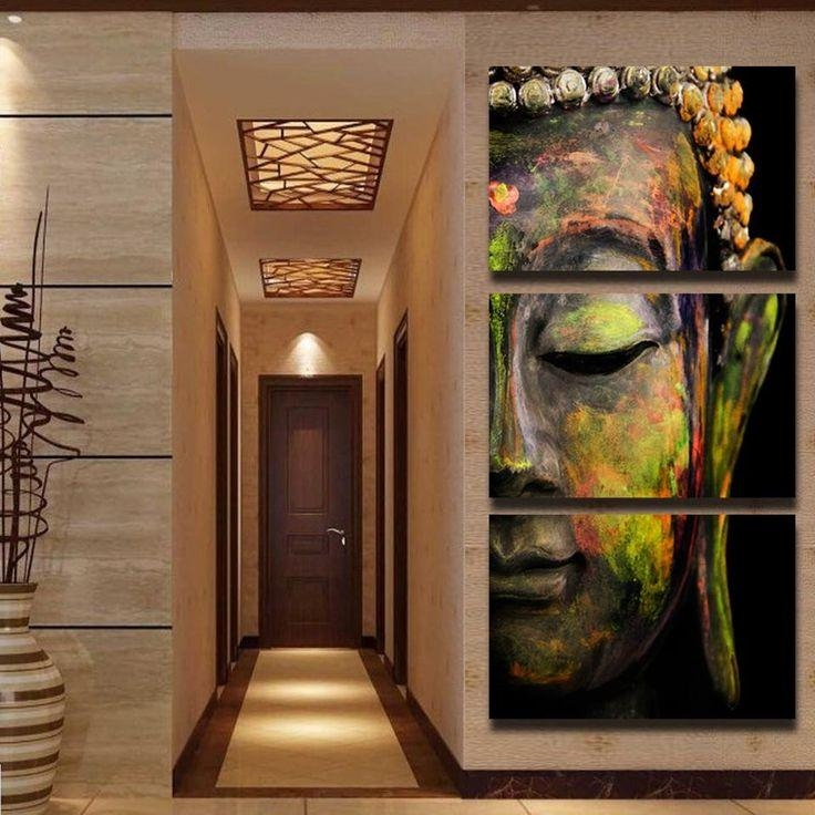 Best 25+ Buddha Wall Art Ideas On Pinterest | Buddha Art, Buddha Intended For Large Buddha Wall Art (View 7 of 20)