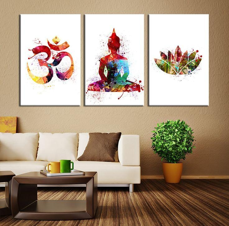Best 25+ Buddha Wall Art Ideas On Pinterest | Buddha Art, Buddha Pertaining To Large Buddha Wall Art (View 8 of 20)
