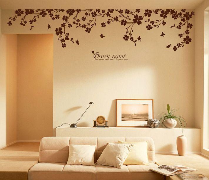 Best 25+ Butterfly Wall Stickers Ideas On Pinterest | Butterfly Inside Butterflies Wall Art Stickers (View 12 of 20)