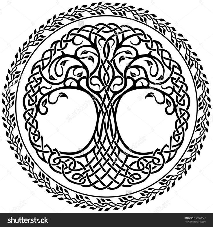 Best 25+ Celtic Tree Of Life Ideas On Pinterest | Celtic Tree With Regard To Celtic Tree Of Life Wall Art (Image 11 of 20)