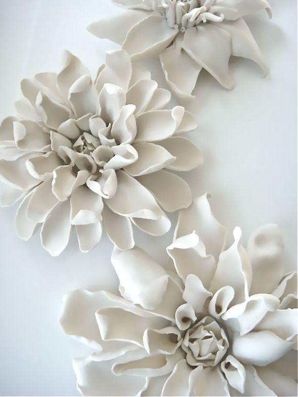 Best 25+ Ceramic Wall Art Ideas On Pinterest | Clay Wall Art, Clay Inside Large Ceramic Wall Art (Image 7 of 20)