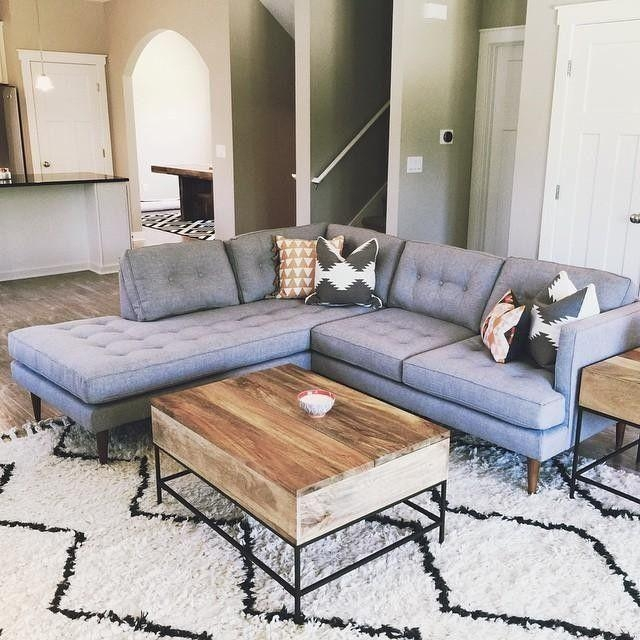 Best 25+ Chaise Couch Ideas Only On Pinterest | Pallet Sofa, Diy In Sofas And Chaises Lounge Sets (Image 2 of 20)