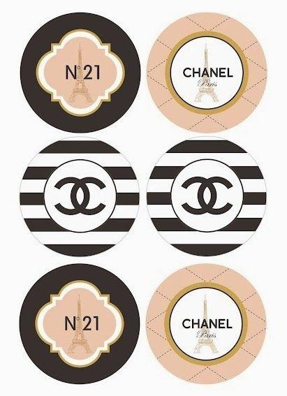Best 25+ Chanel Stickers Ideas On Pinterest | Make Stickers Online Pertaining To Paris Themed Stickers (Image 11 of 20)