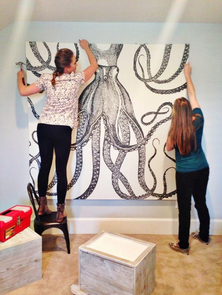 Best 25+ Cheap Wall Art Ideas On Pinterest | Diy Wall Decor For With Regard To Large Inexpensive Wall Art (Image 3 of 20)