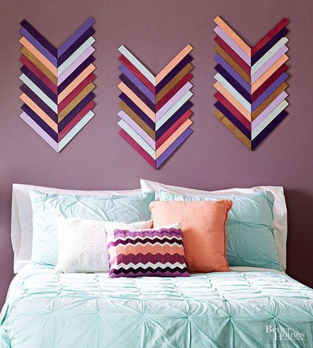 Best 25+ Cheap Wall Decor Ideas On Pinterest | Cheap Bedroom Decor In Cheap Wall Art And Decor (Image 12 of 20)