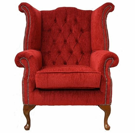 Best 25+ Chesterfield Sofas Uk Ideas On Pinterest | Chesterfield Intended For Red Chesterfield Chairs (Image 8 of 20)