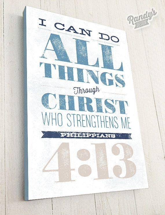 Best 25+ Christian Canvas Art Ideas On Pinterest | Christian In Scripture Canvas Wall Art (Image 10 of 20)