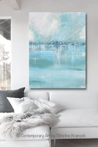 Best 25+ Coastal Art Ideas On Pinterest | Coastal Decor, Coral Intended For Coastal Wall Art Canvas (Image 8 of 20)