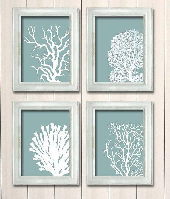 Best 25+ Coastal Wall Art Ideas On Pinterest | Coastal Inspired Pertaining To Beach Theme Wall Art (Image 10 of 20)
