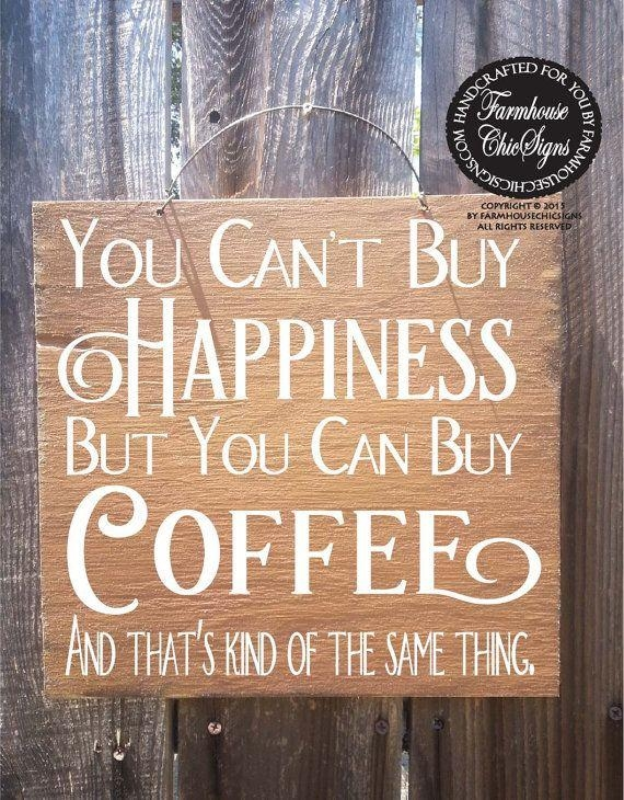 Best 25+ Coffee Wall Art Ideas On Pinterest | Coffee Shop Menu Intended For Wall Art For Bar Area (Image 12 of 20)
