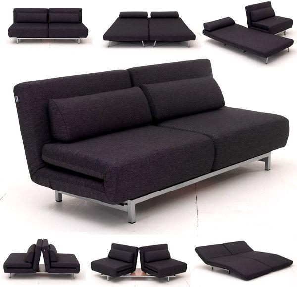 Best 25+ Comfortable Sofa Beds Ideas On Pinterest | L Shape Sofa Throughout Small Black Futon Sofa Beds (Image 5 of 20)