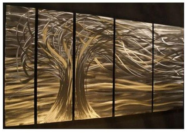 Best 25+ Contemporary Metal Wall Art Ideas On Pinterest Pertaining To Oversized Wall Art Contemporary (View 11 of 20)