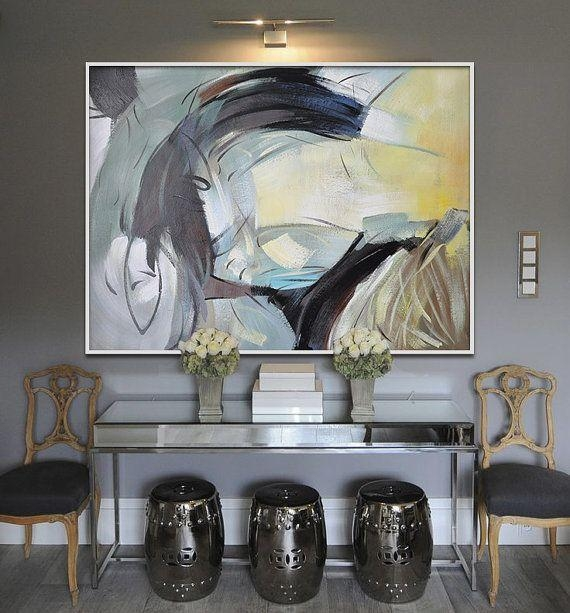Best 25+ Contemporary Wall Art Ideas On Pinterest | Contemporary Intended For Large Contemporary Wall Art (Image 3 of 20)