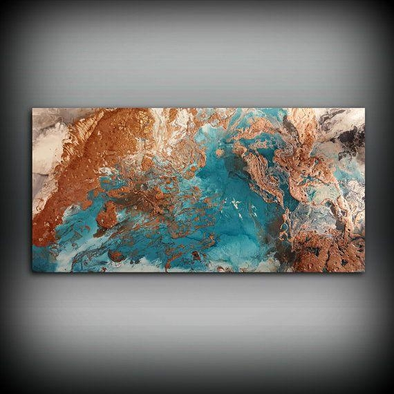 Best 25+ Contemporary Wall Art Ideas On Pinterest | Contemporary Regarding Large Copper Wall Art (Image 4 of 20)