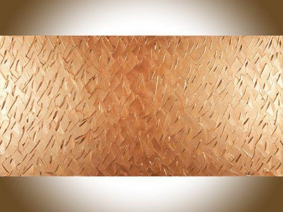 Best 25+ Copper Wall Art Ideas On Pinterest | Gold Print, Metal With Large Copper Wall Art (Image 6 of 20)