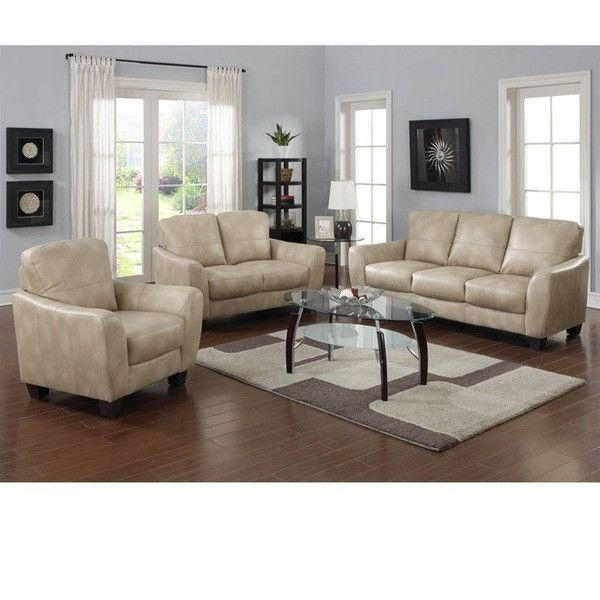 Best 25+ Cream Leather Sofa Ideas On Pinterest | Cream Sofa Intended For Beige Leather Couches (Image 8 of 20)
