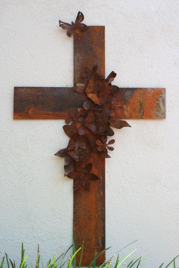 Best 25+ Cross Wall Art Ideas Only On Pinterest | Rustic Cross Regarding Large Christian Wall Art (Image 8 of 20)