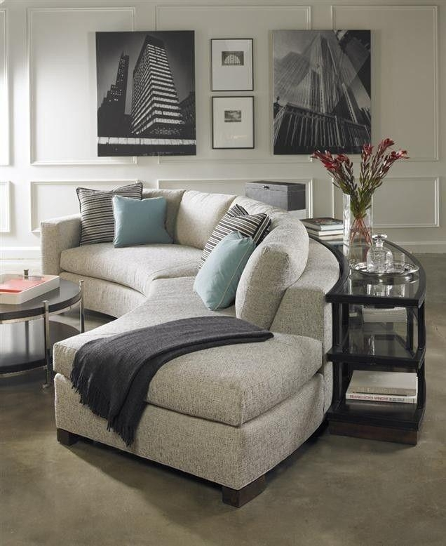 Best 25+ Curved Sofa Ideas On Pinterest | Curved Couch, Sofa For Small Curved Sectional Sofas (Image 1 of 20)