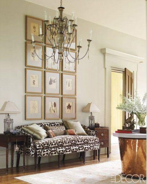 Best 25+ Decorating Tall Walls Ideas On Pinterest | Decorating Pertaining To Tall Wall Art Decor (Image 5 of 20)