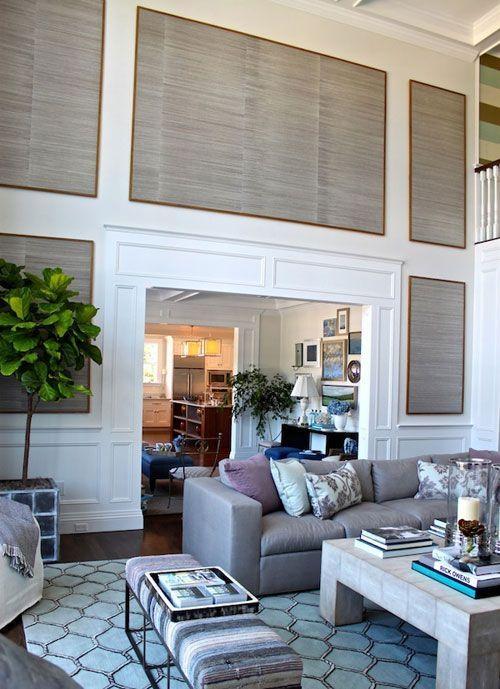 Best 25+ Decorating Tall Walls Ideas On Pinterest | Decorating Within Tall Wall Art Decor (View 8 of 20)
