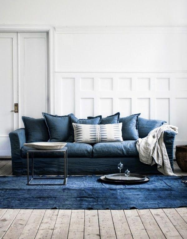 Best 25+ Denim Sofa Ideas Only On Pinterest | Light Blue Couches For Blue Denim Sofas (View 17 of 20)