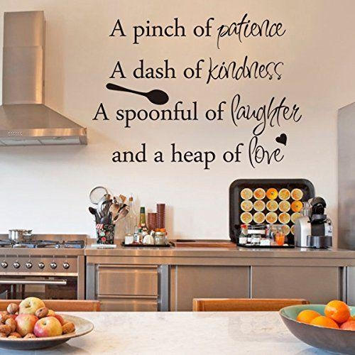 Best 25+ Dining Room Quotes Ideas On Pinterest | Rustic Kitchen Intended For Kitchen And Dining Wall Art (Image 11 of 20)