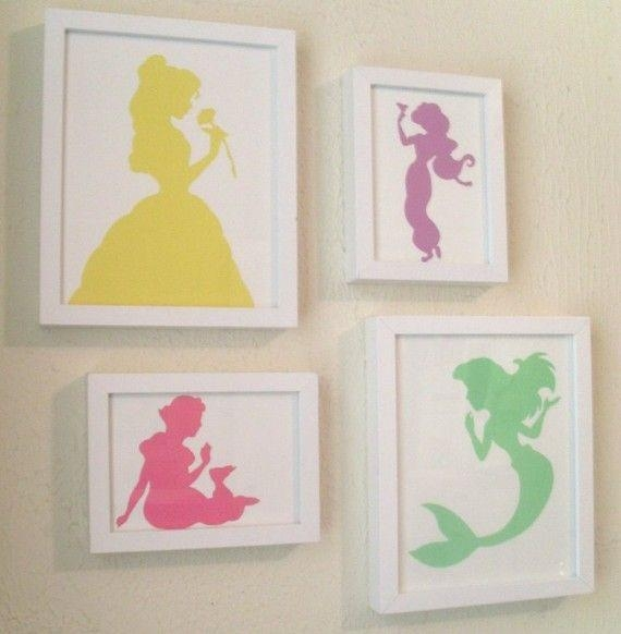 Best 25+ Disney Princess Bedroom Ideas On Pinterest | Princess Within Disney Princess Framed Wall Art (Image 11 of 20)
