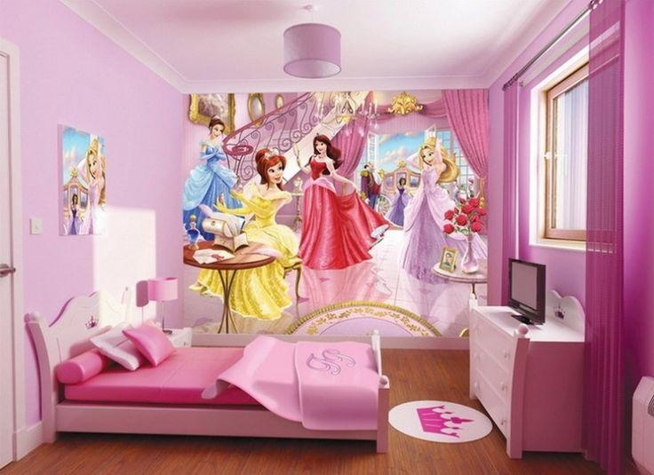 Best 25+ Disney Princess Childrens Bedrooms Ideas On Pinterest Within Disney Princess Wall Art (View 5 of 20)
