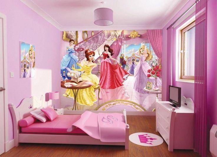Best 25+ Disney Princess Childrens Bedrooms Ideas On Pinterest Within Disney Princess Wall Art (Image 4 of 20)