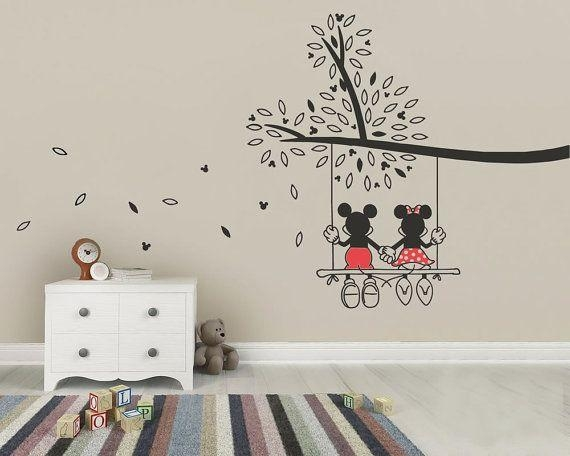 Best 25+ Disney Wall Decals Ideas On Pinterest | Disney Sayings For Wall Art Stickers For Childrens Rooms (Image 8 of 20)