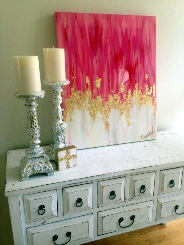 Best 25+ Diy Canvas Art Ideas On Pinterest | Diy Canvas, Diy Within Diy Pinterest Canvas Art (View 4 of 20)