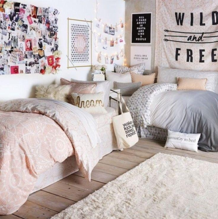 Best 25+ Dorm Room Walls Ideas On Pinterest | College Dorms, Dorm Within College Dorm Wall Art (View 20 of 20)