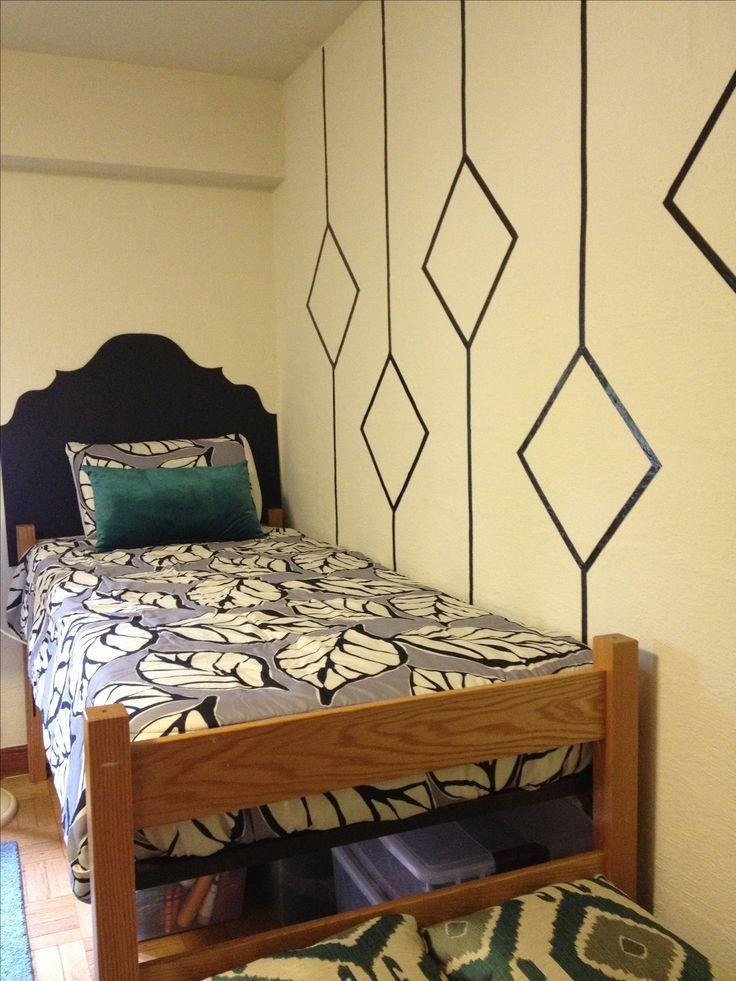 Best 25+ Dorm Wall Decorations Ideas On Pinterest | Tumblr Rooms Inside College Dorm Wall Art (View 14 of 20)