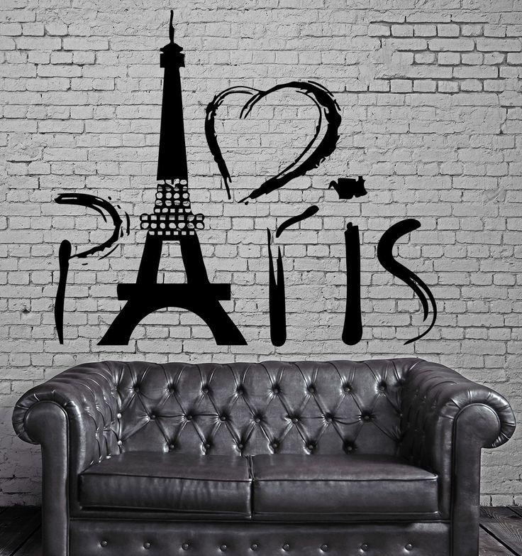 Best 25+ Eiffel Tower Painting Ideas On Pinterest | Paris Painting Throughout Black And White Paris Wall Art (Image 5 of 20)