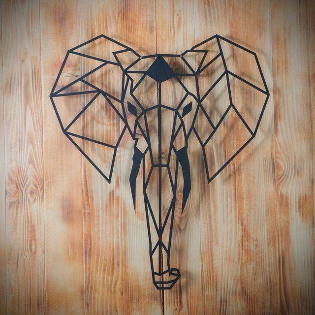 Best 25+ Elephant Wall Art Ideas Only On Pinterest | Tribal With African Metal Wall Art (Image 12 of 20)