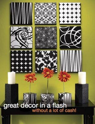 Best 25+ Fabric Covered Canvas Ideas On Pinterest | Fabric Wall Intended For Fabric Canvas Wall Art (View 13 of 20)