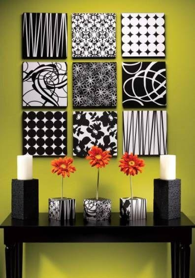 Best 25+ Fabric Wall Art Ideas On Pinterest | Large Wall Art Within Fabric Wall Art (Image 8 of 20)