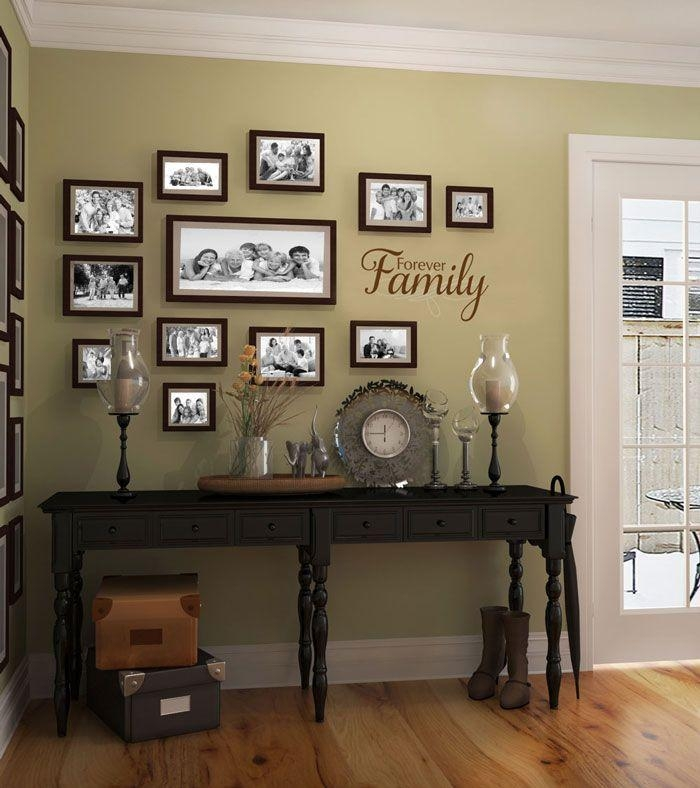 20 Inspirations Wall Art Decor For Family Room