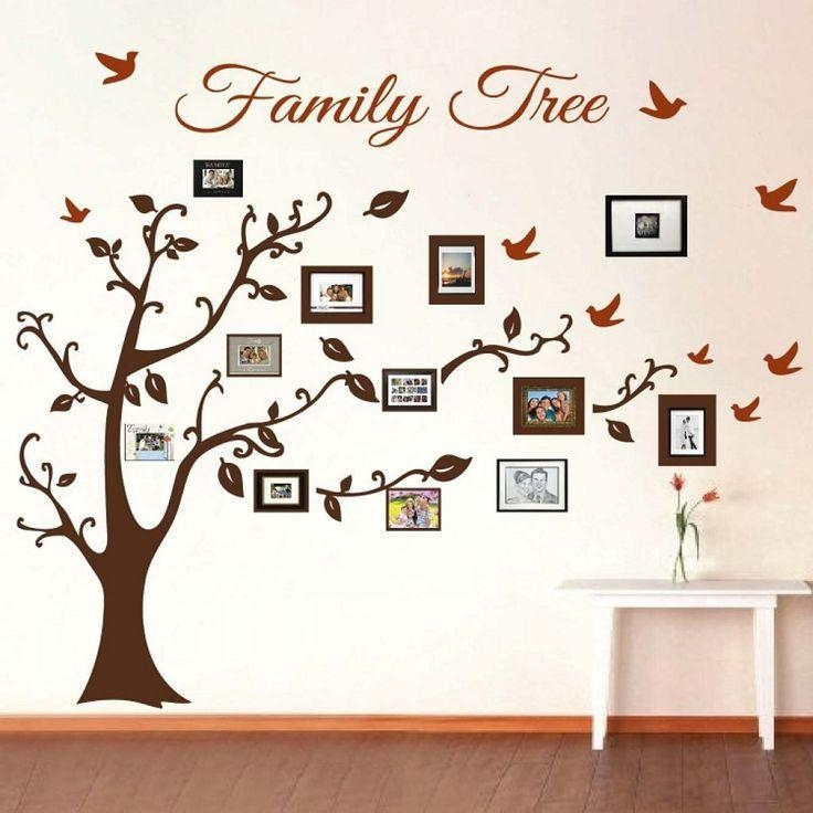 Best 25+ Family Tree Paintings Ideas On Pinterest | Family Tree With Regard To Painted Trees Wall Art (View 20 of 20)