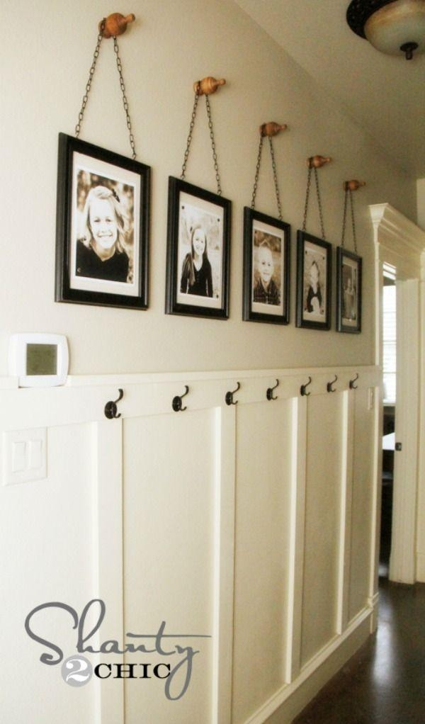 Best 25+ Family Wall Photos Ideas On Pinterest | Galleries, Photo In Wall Art Ideas For Hallways (View 4 of 20)