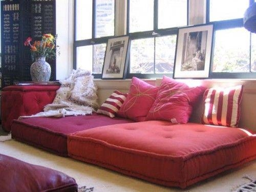 Best 25+ Floor Couch Ideas On Pinterest | Cushions For Couch Pertaining To Giant Sofas (View 19 of 20)