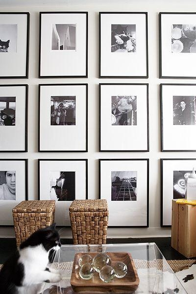 Best 25+ Framed Wall Art Ideas On Pinterest | Natural Framed Art Pertaining To Black And White Framed Wall Art (Image 6 of 20)